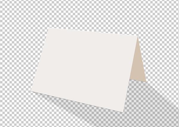 Greeting Card Photoshop Mockup on Behance