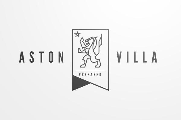 Aston VIlla F.C Logo Design on Behance