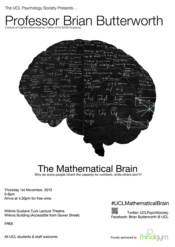 UCL Psychology Lectures on Behance