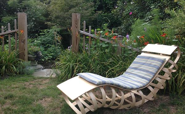 Bent Lamination Chair