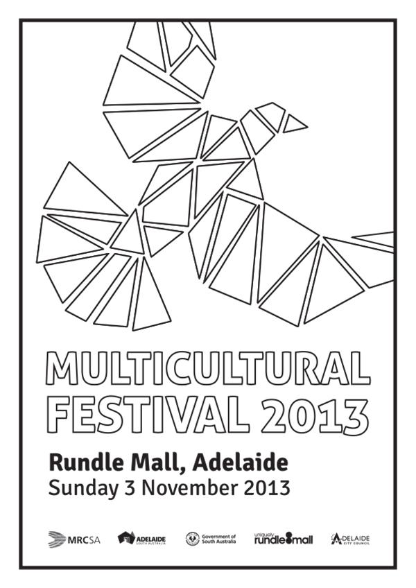 Multicultural Festival 2013 on Behance