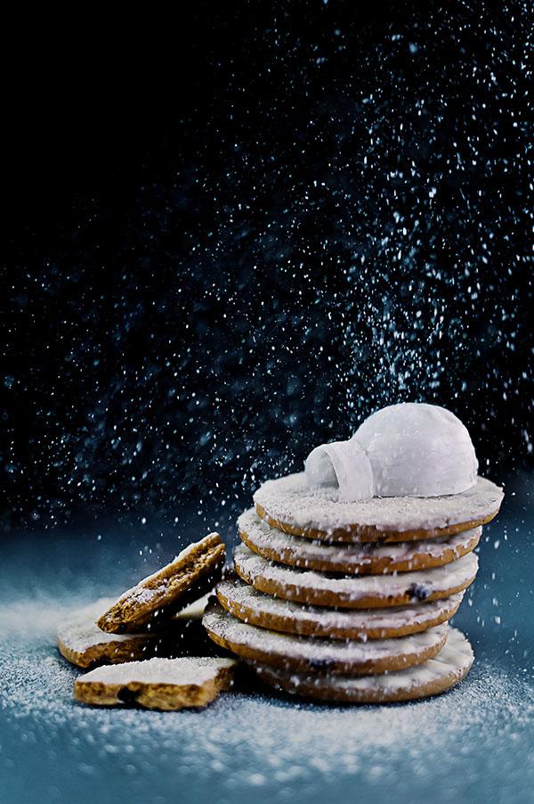 Powdered Sugar on Behance