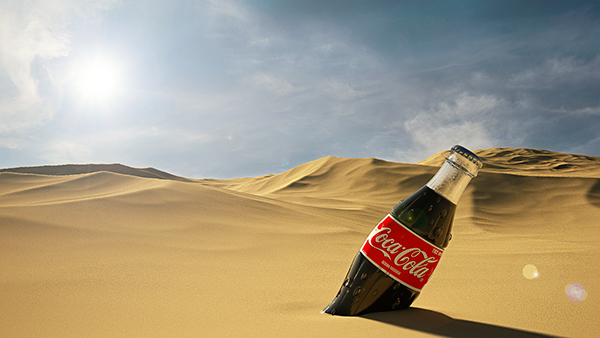 La Ultima Coca Cola del Desierto on Behance