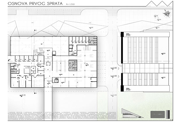 Reconstruction of the Airport in Nis, Serbia on Behance