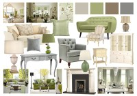 Living Room Mood Boards on Behance