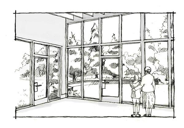 Cope Environmental Center on RISD Portfolios