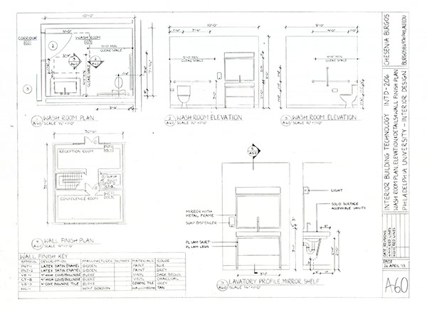 Construction Documents for a Small Office Spring '13 on