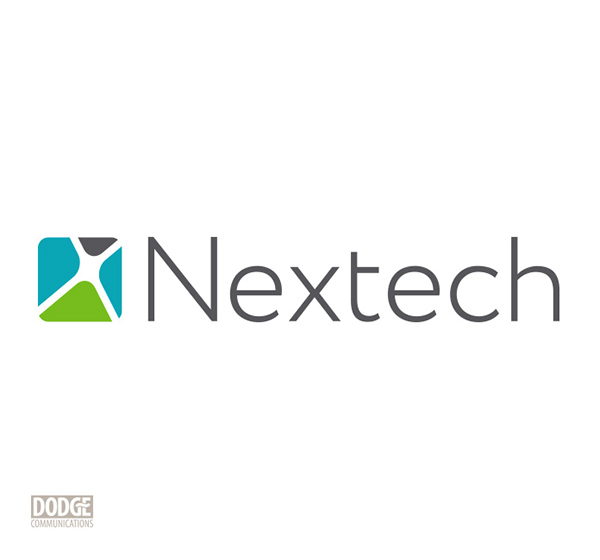 NEXTECH LOGO AND COLOR PALETTE on Behance