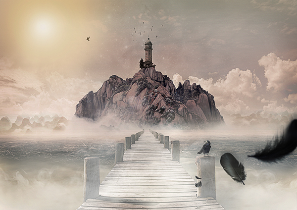 WUTHERING HEIGHTS - TEN Contest by FOTOLIA on Behance