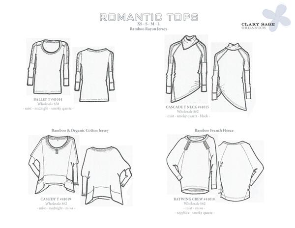 MODERN ROMANTIC Fall 2011 Visual Line Plan on Behance
