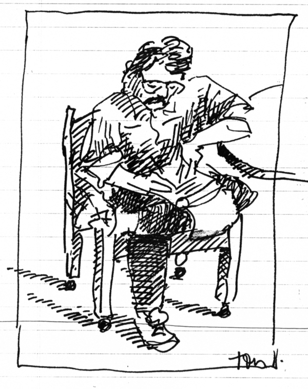 Fallon retreat doodles, etc. on Behance