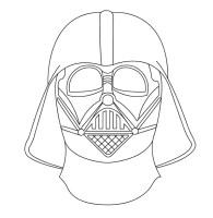 Darth Vader Poster on Behance