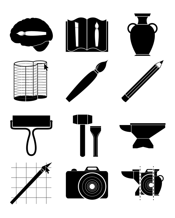 Pictograms on Behance