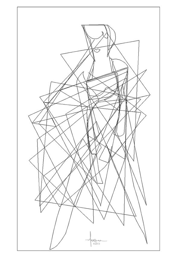 Face Tracing Illustrator