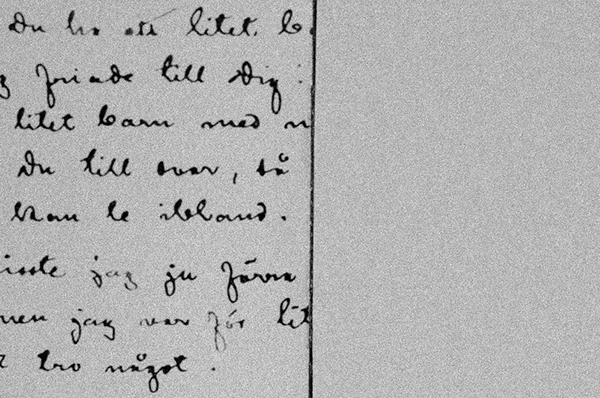 August Strindberg perfume on Behance