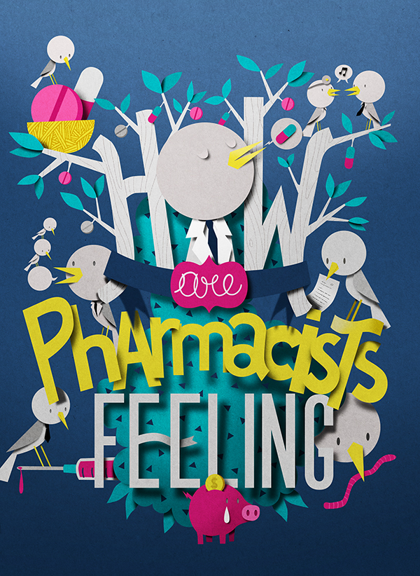 Pharmacy Practice on Behance