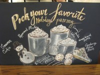Starbucks Chalkboard Signs on RISD Portfolios