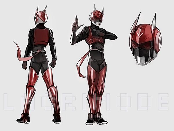Superhero concepts on Behance