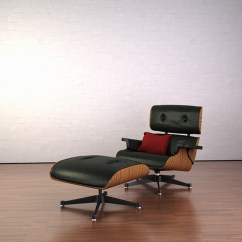 Charles Eames Lounge Chair Child Rocking Cushions On Behance