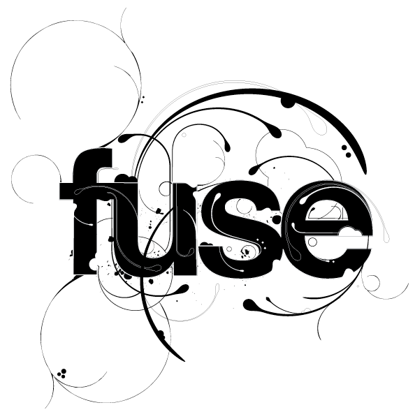 Fuse TV Logo Comp on Behance
