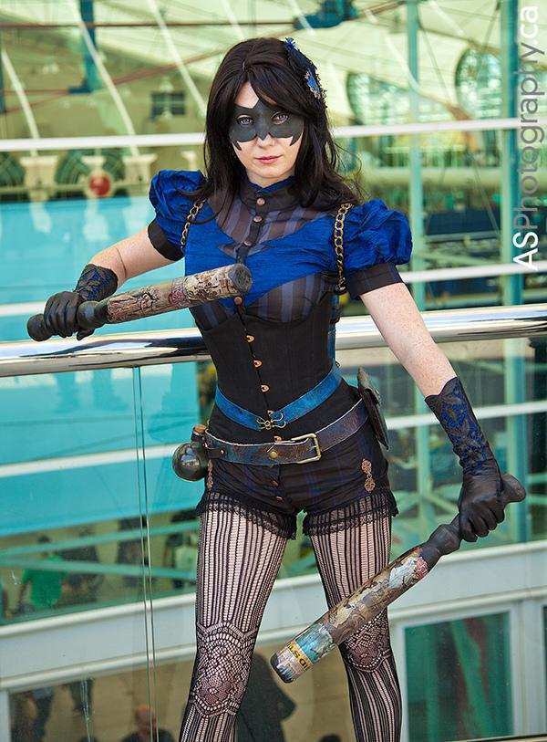 SteampunkVictorian Nightwing Costume on Behance