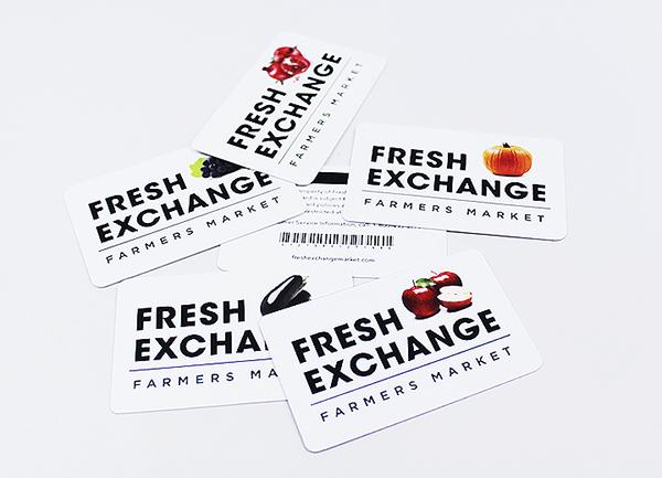 Fresh Exchange Farmers Market Inc. on Behance