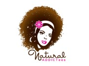 natural addictees logo behance
