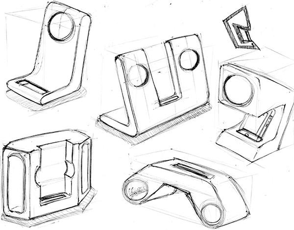 Bose Speaker Schaltplang