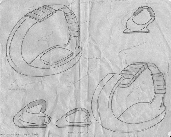 DUO Grip: Universal Designed Clothing Iron on Behance