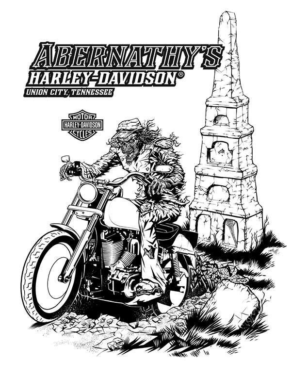 Harley Davidson Catalog & Custom 2012 on Behance