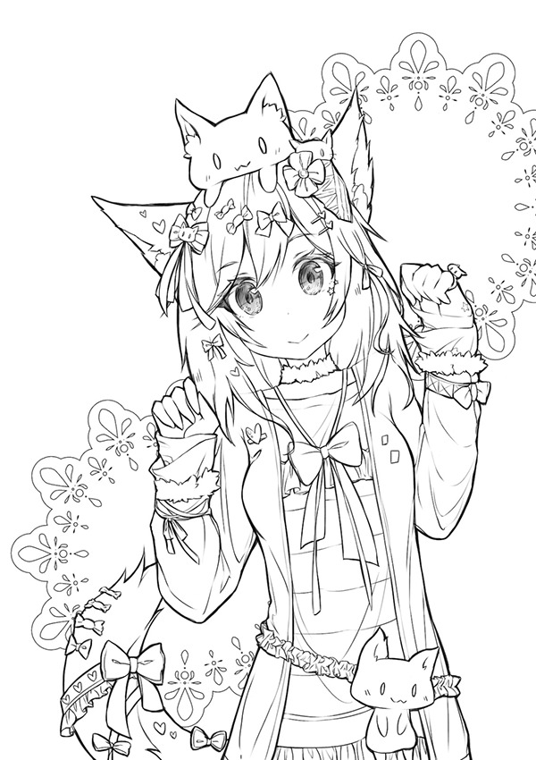 Heaven Book Image Coloring Pages