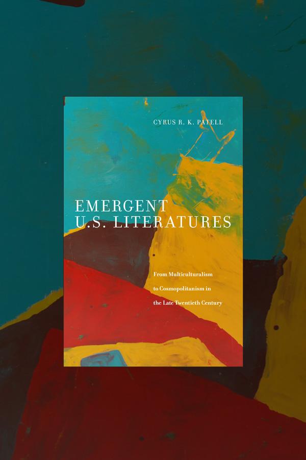 Emergent U.S. Literatures - Book Cover Art on Behance