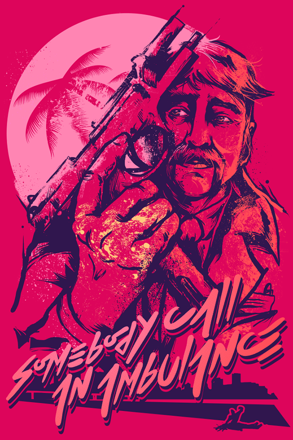 Hotline Miami 2 Posters On Behance