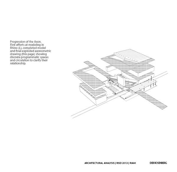how to design architecture diagram dental numbering kunsthal/rem koolhaas on risd portfolios