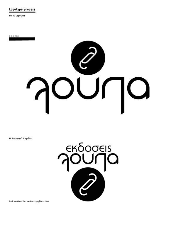 Publishing Firm Loupa on Behance