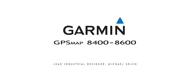 Garmin GPSmap 8600 Series on SCAD Portfolios