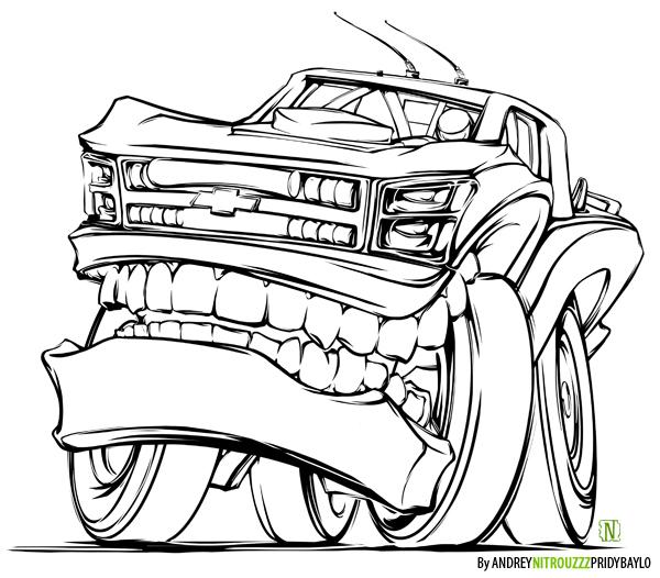 Bj Baldwin Trophy Truck Motor