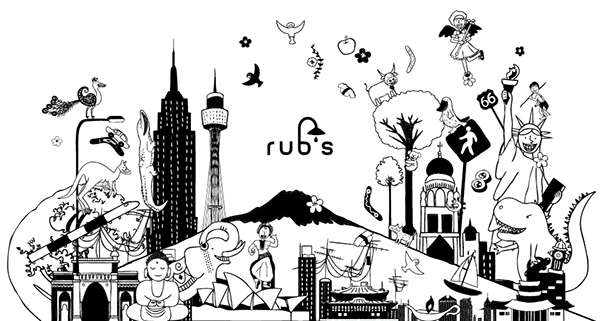 rub's (soap branding and packaging) on Behance
