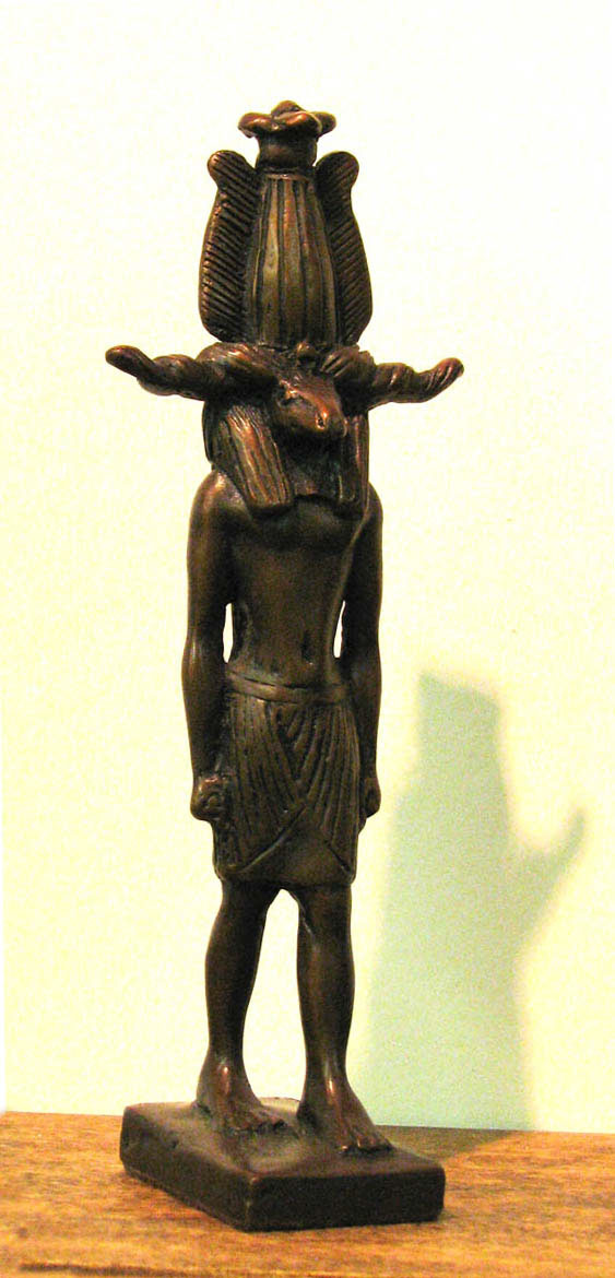 ancient egyption gods and goddesses