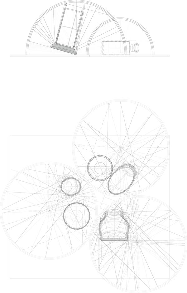 Architectural Projection on RISD Portfolios