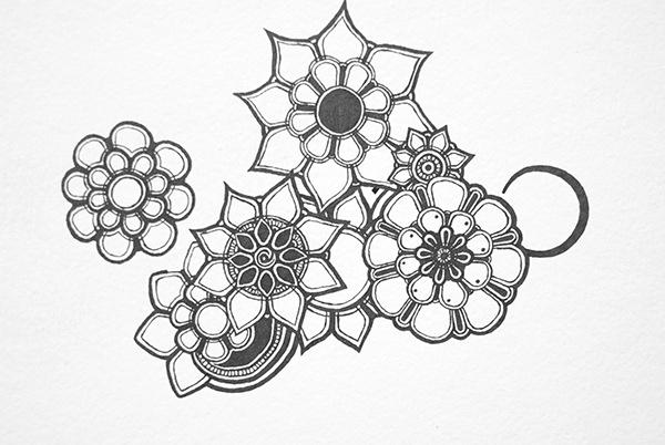 Short animation drawing on Behance