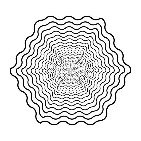 Optical Illusion on Behance