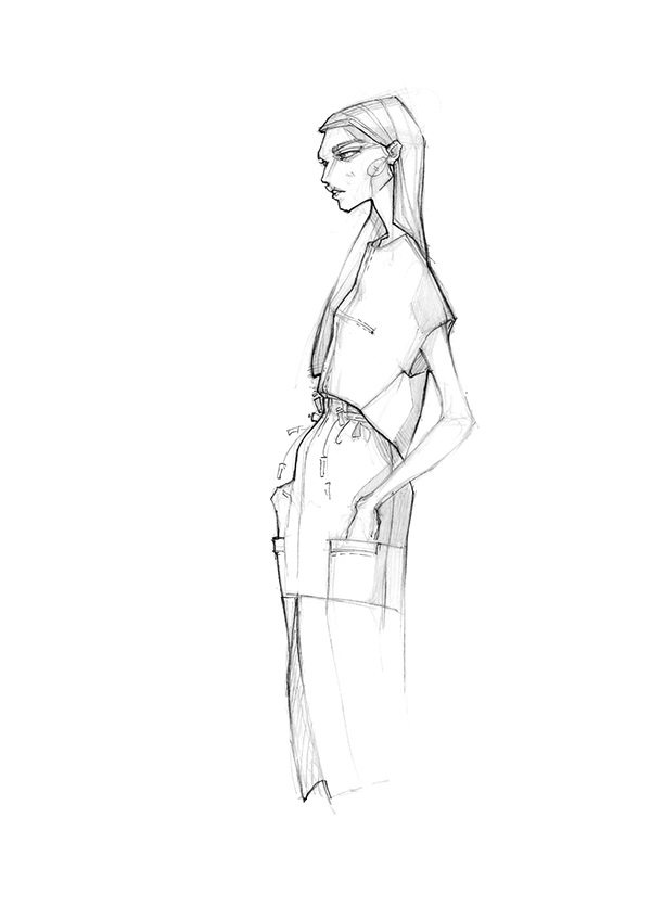 spring 2015, sketches on Wacom Gallery