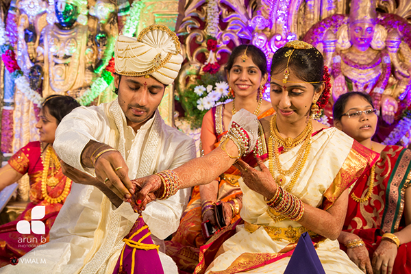 Telugu Wedding on Behance