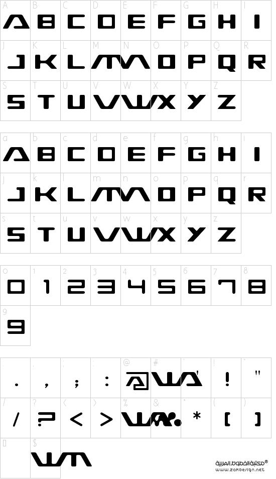 Sony Walkman Font خط سوني ووكمان on Behance