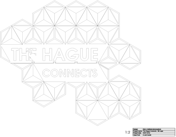 The Hague Connects on Behance