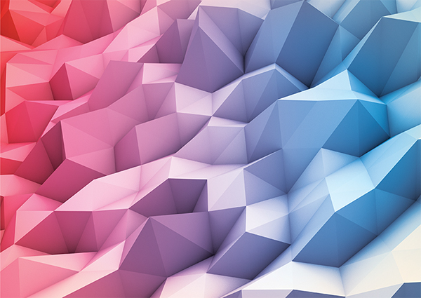 Complete Black Wallpaper Low Poly Backgrounds On Behance