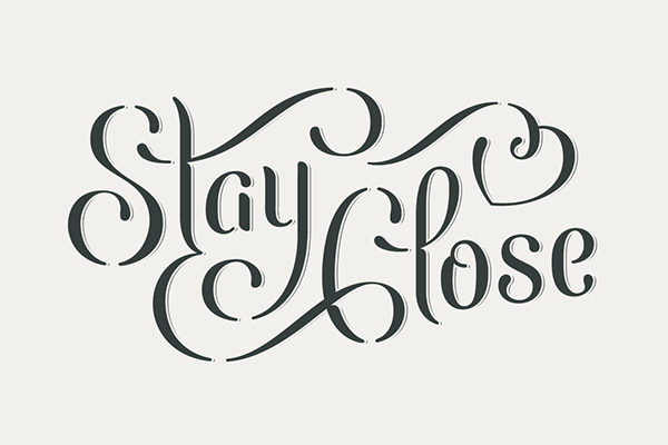 Lettering Collection on Typography Served