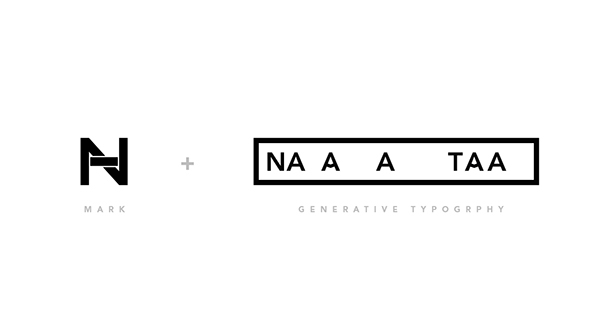 NA A A T AA by Natasha Trayan / Dynamic identity on