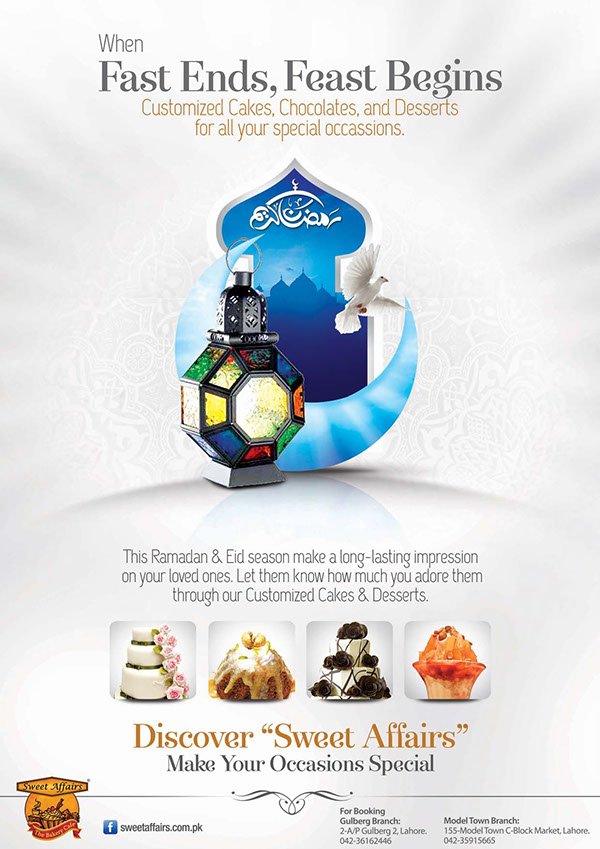 Ramadan Ads On Behance